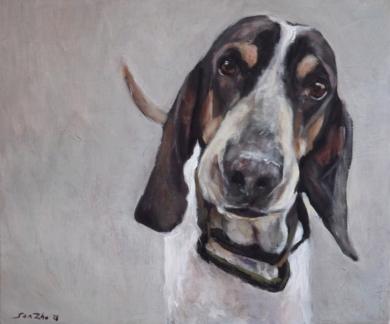 Fiel|PinturadeGonzho| Compra arte en Flecha.es