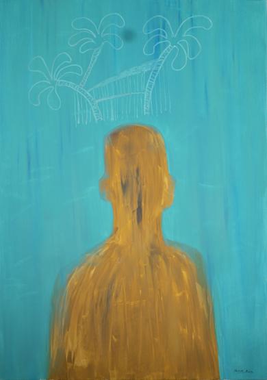 PENSAMENTS 02|PinturadeSalvador Llinàs| Compra arte en Flecha.es
