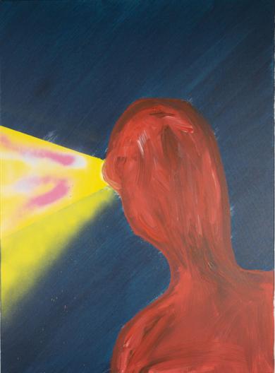 PENSAMENTS 03|PinturadeSalvador Llinàs| Compra arte en Flecha.es