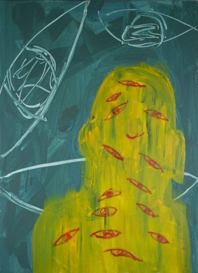 PENSAMENTS 04|PinturadeSalvador Llinàs| Compra arte en Flecha.es