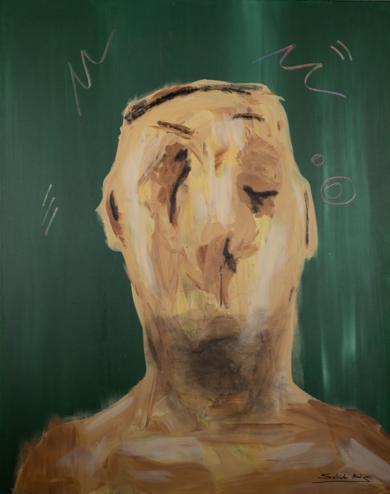 PENSAMENTS 05|PinturadeSalvador Llinàs| Compra arte en Flecha.es