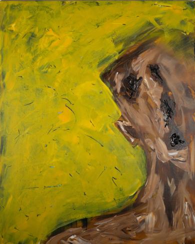 PENSAMENTS 06, 2020|PinturadeSalvador Llinàs| Compra arte en Flecha.es