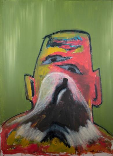 PENSAMENTS 07|PinturadeSalvador Llinàs| Compra arte en Flecha.es