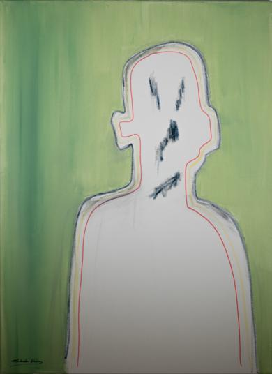 PENSAMENTS 08|PinturadeSalvador Llinàs| Compra arte en Flecha.es