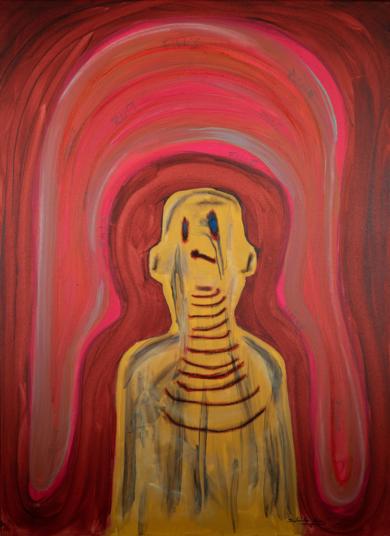 PENSAMENTS 09|PinturadeSalvador Llinàs| Compra arte en Flecha.es