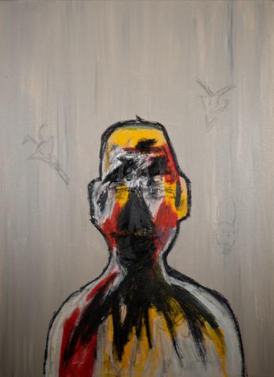 PENSAMENTS 10|PinturadeSalvador Llinàs| Compra arte en Flecha.es