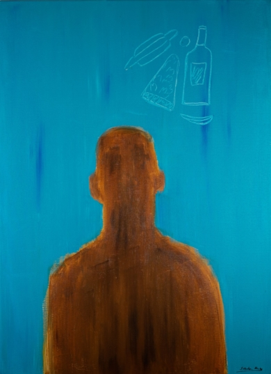 PENSAMENTS 12|PinturadeSalvador Llinàs| Compra arte en Flecha.es