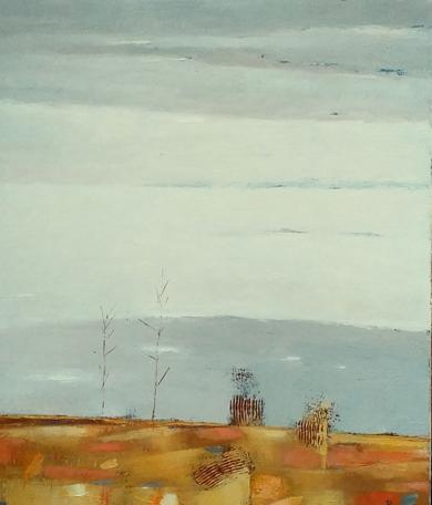 Landscape With Trees|PinturadeKestutisj| Compra arte en Flecha.es