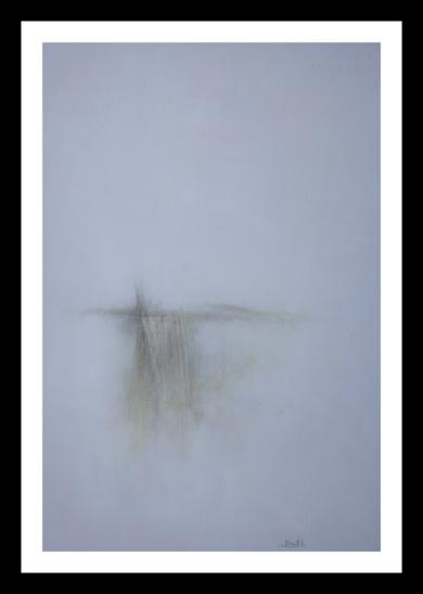 Catálogo del silencio 8|PinturadeJUAN CARLOS BUSUTIL| Compra arte en Flecha.es