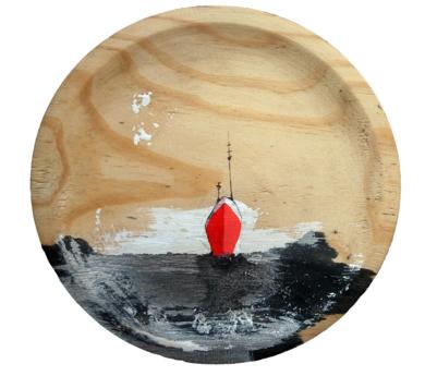 Ship #10 PinturadeAya Eliav  Compra arte en Flecha.es