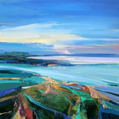 Along The Coast 2 PinturadeMagdalena Morey  Compra arte en Flecha.es