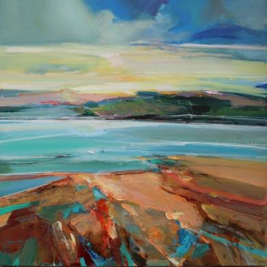 Along The Coast 3 PinturadeMagdalena Morey  Compra arte en Flecha.es