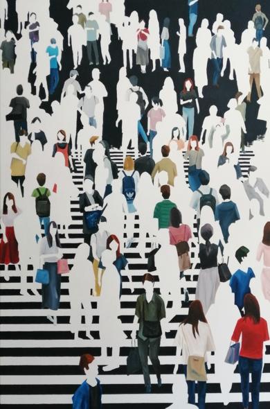 Alternativismo constructivo|PinturadeMARTTA GARCIA RAMO| Compra arte en Flecha.es