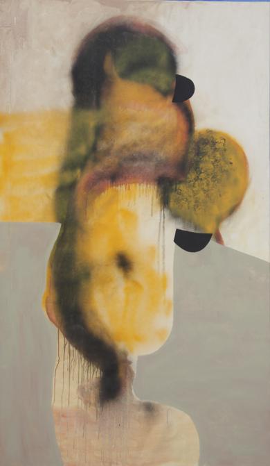 Tierra|PinturadeJeronimo Maya Moreno| Compra arte en Flecha.es