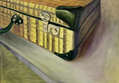 English Madra|PinturadeODETTE BOUDET| Compra arte en Flecha.es