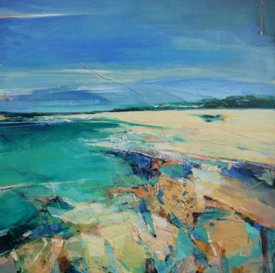 Rising Tide 3 PinturadeMagdalena Morey  Compra arte en Flecha.es