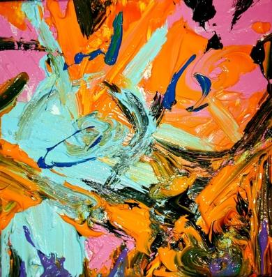 Amanecer Luminoso|PinturadeManuel Hernández Berbel| Compra arte en Flecha.es
