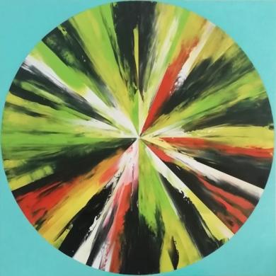 Mercury 2|PinturadeFrancisco Santos| Compra arte en Flecha.es