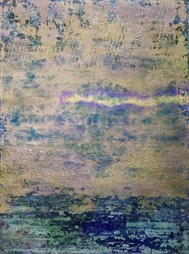 Violeta|PinturadeEnric Correa| Compra arte en Flecha.es