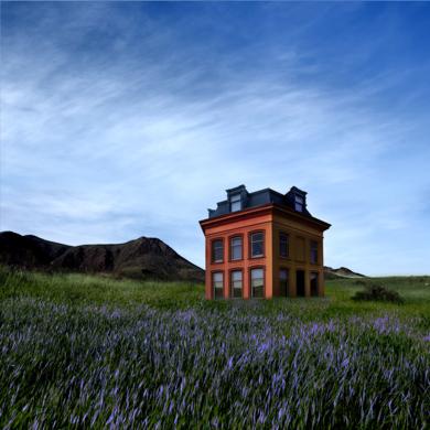Casa holandesa|FotografíadeLeticia Felgueroso| Compra arte en Flecha.es