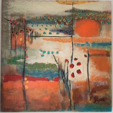 SUMMER|PinturadeBARBAC| Compra arte en Flecha.es