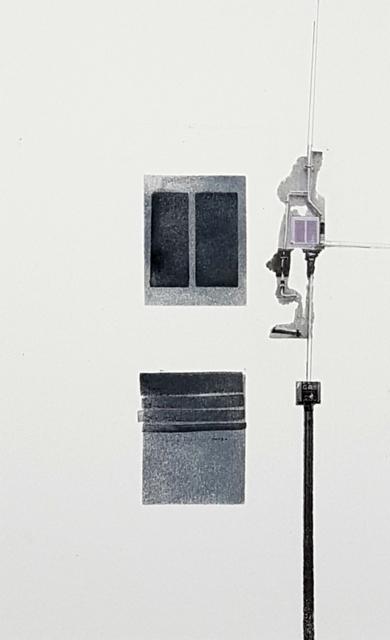 Ventanas 2|CollagedeVirginia Moncalián| Compra arte en Flecha.es