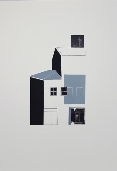 Lugo|CollagedeVirginia Moncalián| Compra arte en Flecha.es