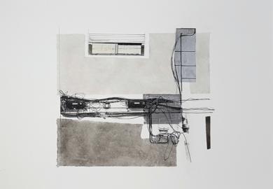 Cables|CollagedeVirginia Moncalián| Compra arte en Flecha.es