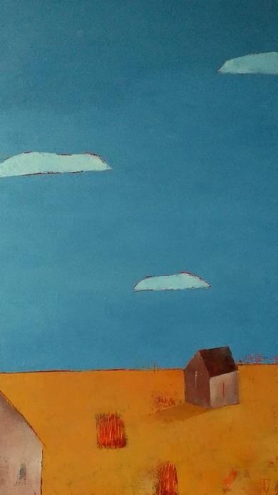 Fields In Autumn|PinturadeKestutisj| Compra arte en Flecha.es