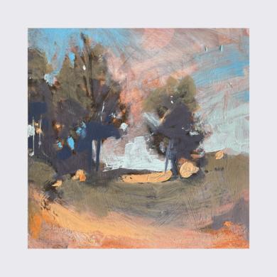 Out from the woods|PinturadeJENNY FERMOR| Compra arte en Flecha.es