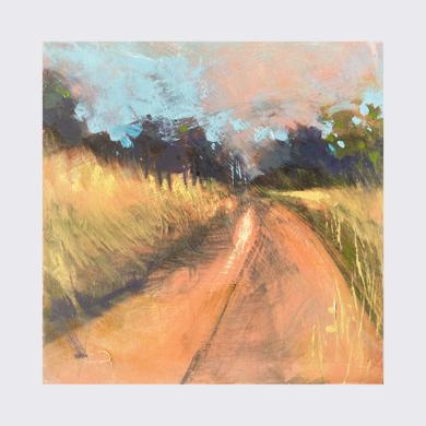 Through the pale grass|PinturadeJENNY FERMOR| Compra arte en Flecha.es