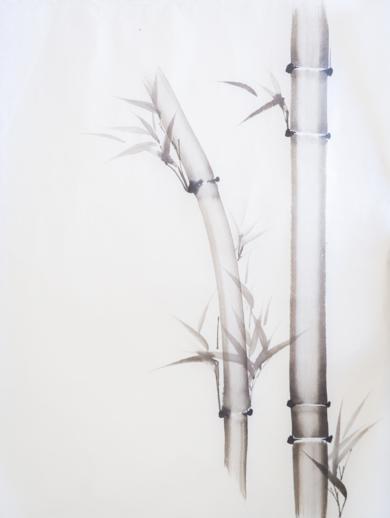 Bambú Nº 2|DibujodeLuciana Rago Ferrón| Compra arte en Flecha.es