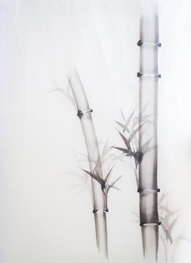 Bambú Nº 6|DibujodeLuciana Rago Ferrón| Compra arte en Flecha.es