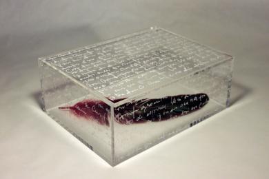 El sonido de tu amor EsculturadeMarcela Jardón  Compra arte en Flecha.es