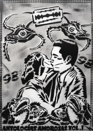 Antologías Amorosas Vol. I|PinturadeCarlos Madriz| Compra arte en Flecha.es