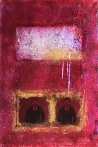 New Mao (1976-2021)|PinturadeEnric Correa| Compra arte en Flecha.es