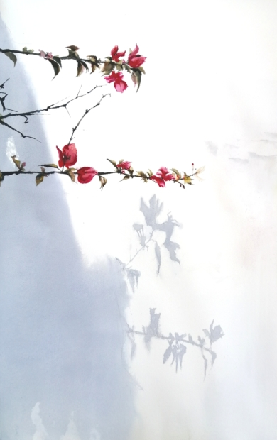 Sombras|PinturadeLuis Imedio| Compra arte en Flecha.es
