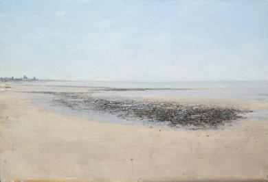 Bajamar en Las Tres Piedras IV|PinturadeJosé Luis Romero| Compra arte en Flecha.es