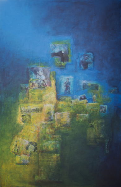 If I give you my soul|CollagedeRobert van Bolderick| Compra arte en Flecha.es