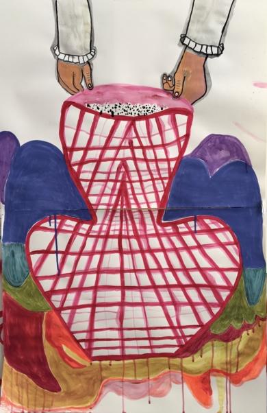 Daily Rituals|DibujodeLisa| Compra arte en Flecha.es