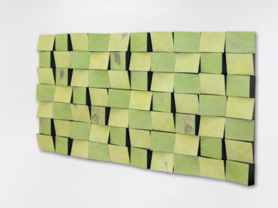 Aurora Boreal|CollagedeJose L.  García| Compra arte en Flecha.es