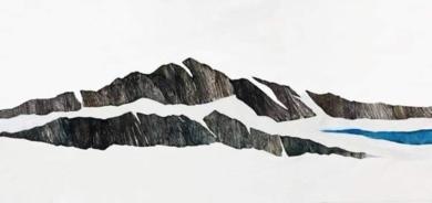 Montaña|PinturadeMilena Mateva| Compra arte en Flecha.es