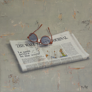 THE LITTLE PRINCE II|PinturadeTomasa Martin| Compra arte en Flecha.es