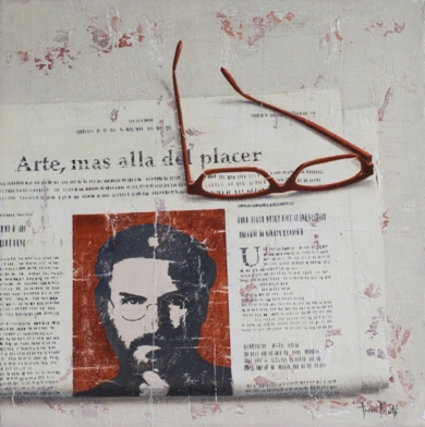 MAS ALLA DEL PLACER|PinturadeTomasa Martin| Compra arte en Flecha.es