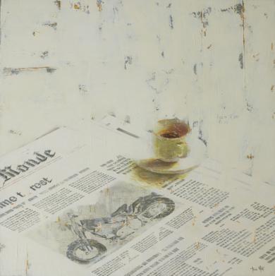 TIME TO REST|PinturadeTomasa Martin| Compra arte en Flecha.es
