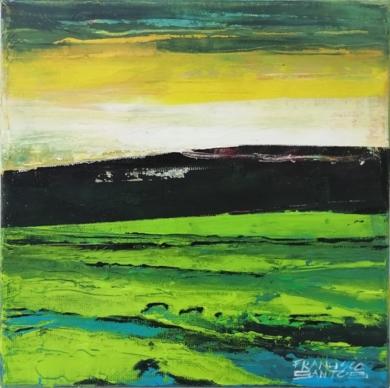 Landscape 2|PinturadeFrancisco Santos| Compra arte en Flecha.es