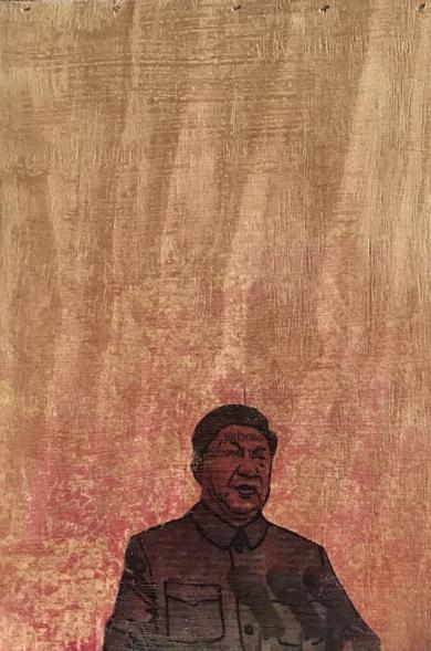 New Mao II|PinturadeEnric Correa| Compra arte en Flecha.es