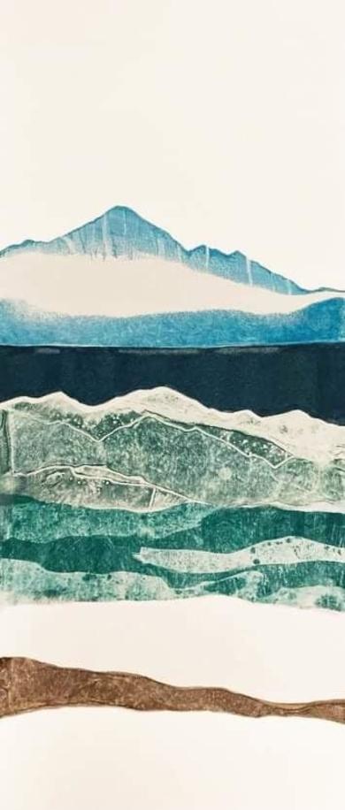 Horizontes|PinturadeMilena Mateva| Compra arte en Flecha.es