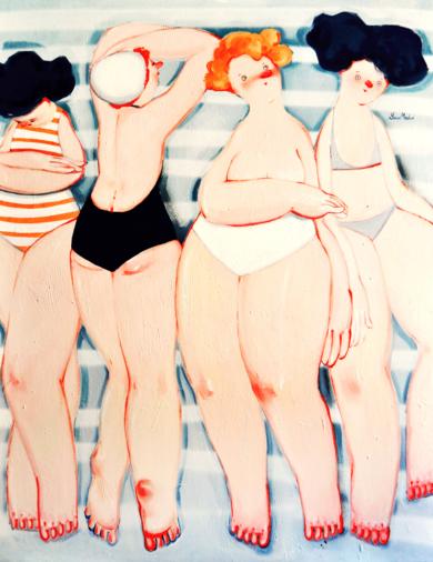 Graces PinturadeYana Medow  Compra arte en Flecha.es