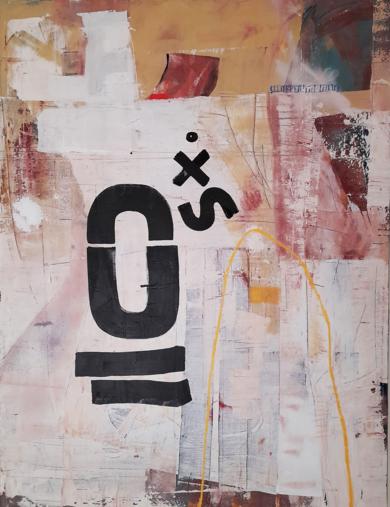 Sin título|PinturadeHéctor Glez| Compra arte en Flecha.es